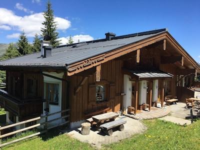 Haus Sonnbichl (Seitenansicht) Südseite
