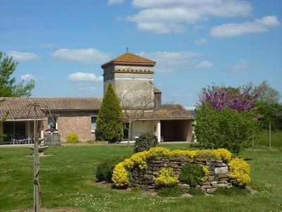 Castelferrus, Tarn-et-Garonne, France