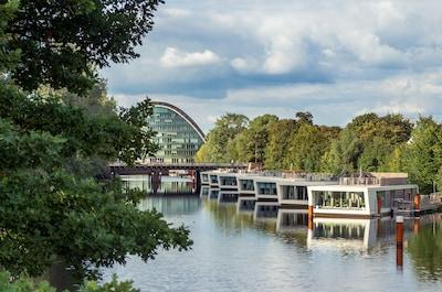 Ansicht vom Süden zum 'Berliner Bogen'