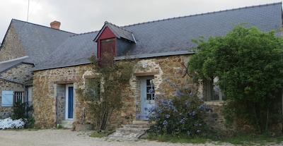 Houssay, Mayenne, France
