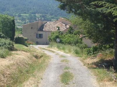 Les Cordiers, Saint-Saturnin-les-Apt, Vaucluse, France