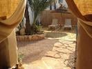 Jardin privé maison 4 personnes