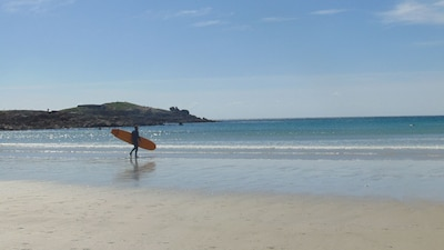 La Torche: surf, paddle, skitesurf...