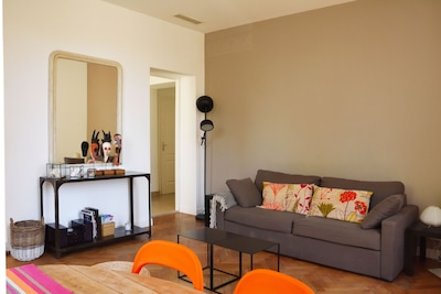 Salon – Living room