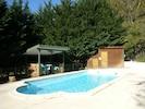 piscine et sauna