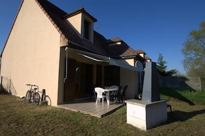 Mesnil-Saint-Pere, Département Aube, Frankreich