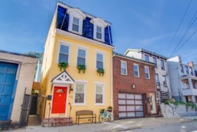 Historic Row Home