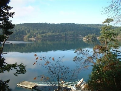 View from Cottage deck
