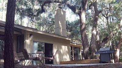 Greenwood Forest, Hilton Head Island, South Carolina, United States of America