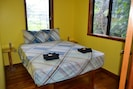 Both bedrooms have double beds