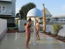 SPLASH PAD/MINI WATERPARK!  HOURS OF FUN ADDITIONAL FOR OUR YOUNGER GUESTS!