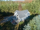 Peacefully set in northern Michigan pines..