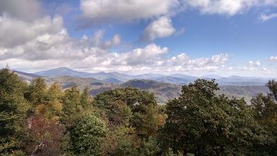 Daniel Boone Native Gardens, Boone, Caroline du Nord, États-Unis d'Amérique