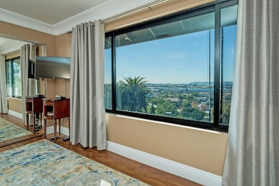 The view from your bedroom!!!