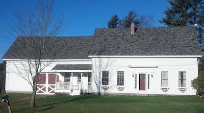 Newport, VT, United States of America (EFK-Newport State)