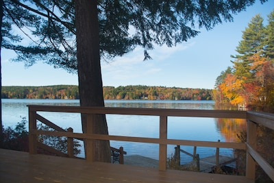 Perkins Pond, Sunapee, New Hampshire, United States of America