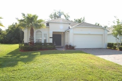 Your one floor Florida Vacation Home is waiting for you to come and relax