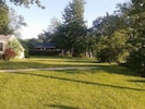 Side yard (1/2 acre) for plenty of summer activities