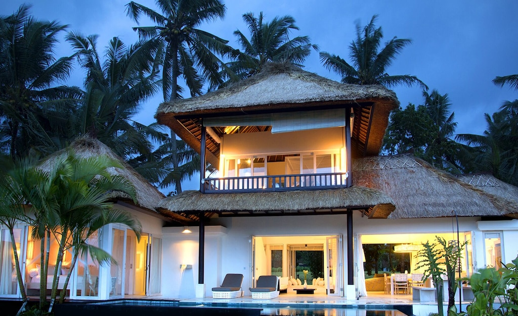 Stunning 3 Bedroom Villa In Ubud Ricefields Private Pool With Views Lodtunduh