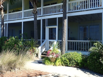 Downstairs Condo Provides Easy Access and Only Steps from Parking