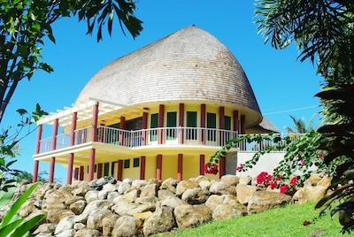 Traditional design, modern amenities.