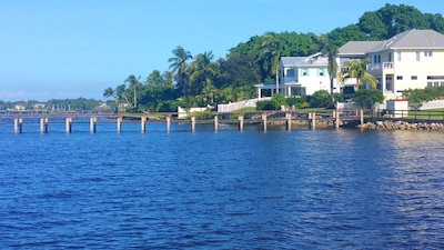 View from your Community Dock