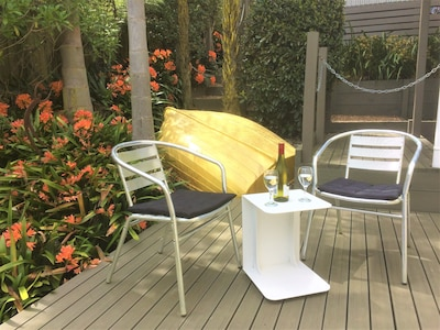 Stunning private guest suite - close to the best of what Waiheke has to offer