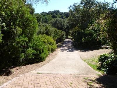 chemin de la villa