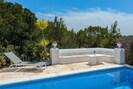 Villa Sa Coloma. Ibiza. Idéal pour bronzer