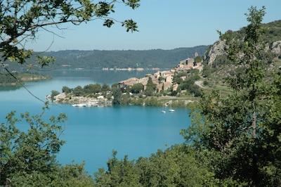 Lacs et Gorges du Verdon, Var, France