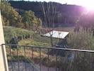 2e vue terrasse, une partie du grand jardin