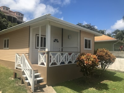 One bedroom air conditioned cottage