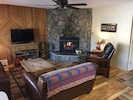 New hardwood floors and furniture!
