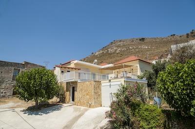 Minothiana, Platanias, Crete, Greece