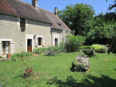 Saint-Bonnot, Nièvre, France