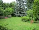 Détente dans un jardin préservé de 3300 m2