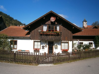Swabian Farm Museum, Kronburg, Beieren, Duitsland