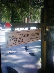 "WESTHAVEN ""A LITTLE SLICE OF HEAVEN"""