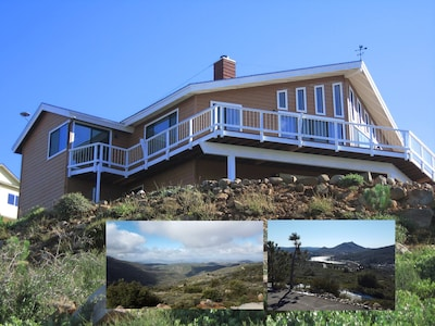 2500 Sq foot house with a view in a secure gated community