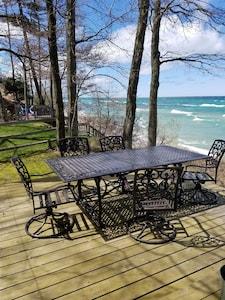 Parque de Grebe, Arcadia, Michigan, Estados Unidos