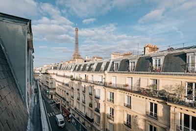 Stacja Javel, Paryż, Paryż, Francja