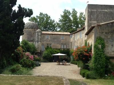 Le Château de Panisse, XV° Siècle