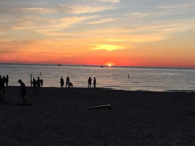 A beautiful sunset every night!