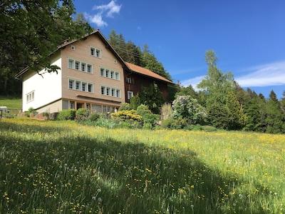 Evangelische Kirche Heiden, Heiden, Appenzell Ausserrhoden, Zwitserland