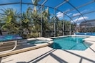 Pool & Spa--Note Privacy Plantings