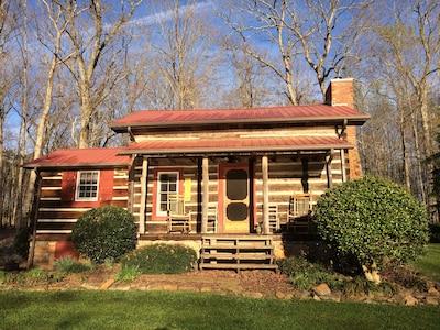 Elkin Creek Vineyard, Elkin, North Carolina, USA