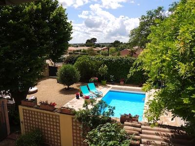 Allegria Vineyard, Caux, Herault, France