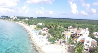 Private beach in Paradise!