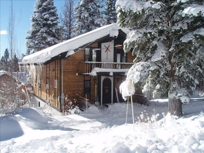 Winter Wonderland at Tahoe