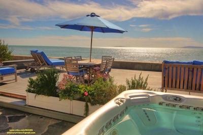 Faria Beach, Californie, États-Unis d'Amérique